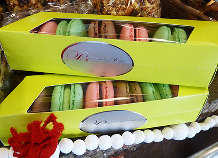 Parisian Macaron Holiday Assortment