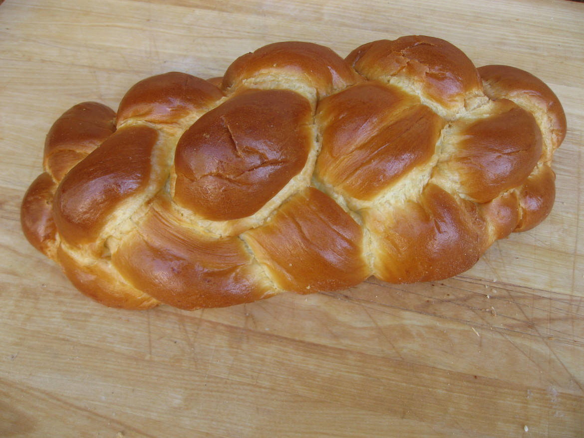 Bread and Cie challah
