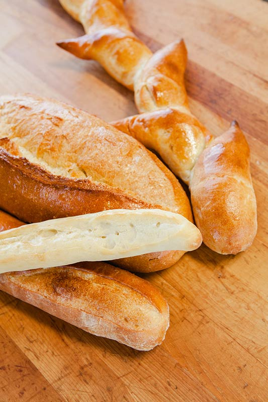 French Breads | Bread and Cie