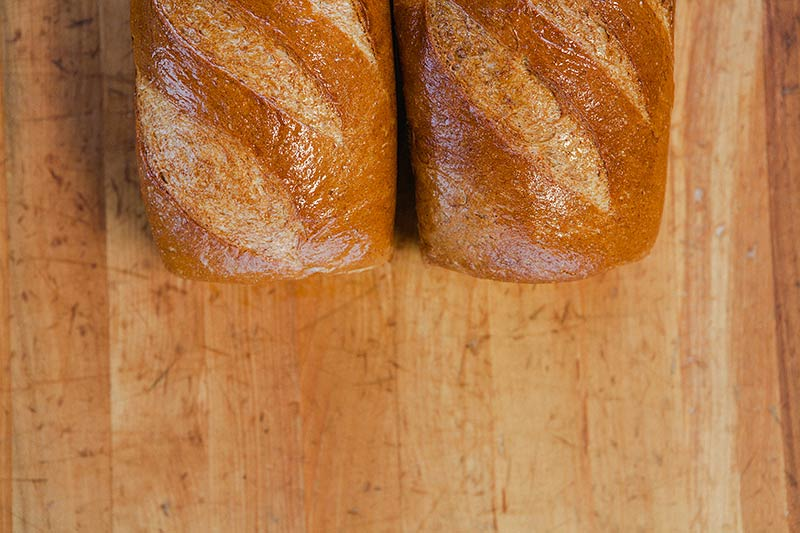 how to make small loaf bread